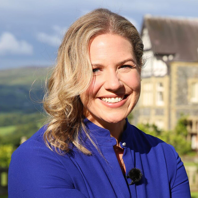 Kate Flitcroft Portrait