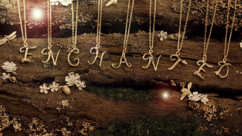 Enchanted Twig Alphabet