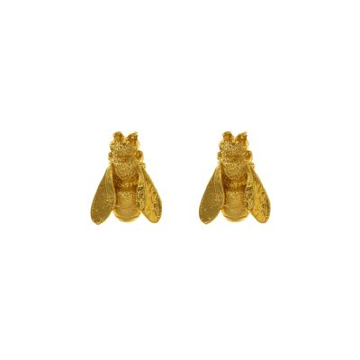 Large Honey Bee Studs Product Photo