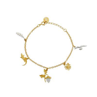 Peter Pan Adventure Charm Bracelet Product Photo