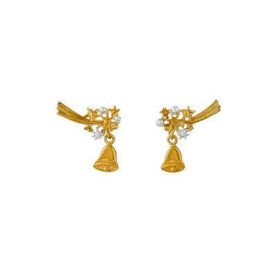 Tinker Bell Stud Drop Earrings Product Photo