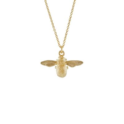 18ct Inbetweeny Bee Necklace Product Photo