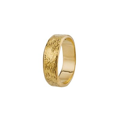 6 mm Heavy Horsetail Fossil Band Product Photo