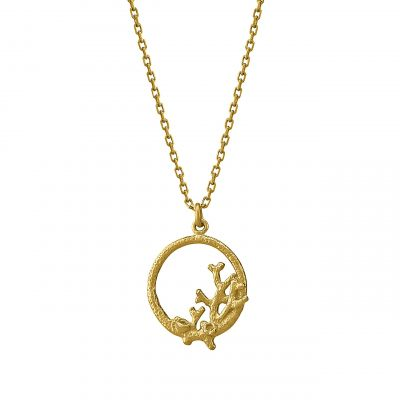 Delicate Reef Loop Necklace Product Photo