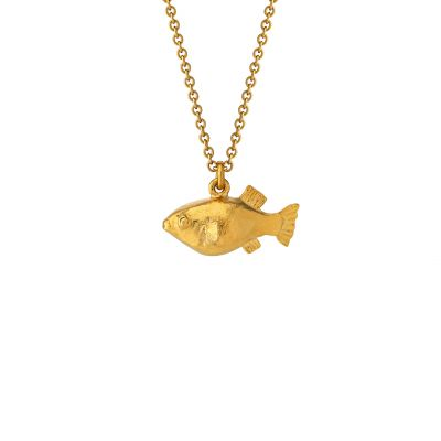 Pufferfish Necklace Product Photo