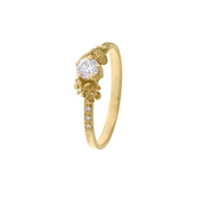 Beekeeper Diamond Pavé Ring Product Photo